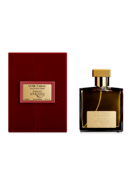 DAVID JOURQUIN CUIR TABAC OPERA COLLECTION