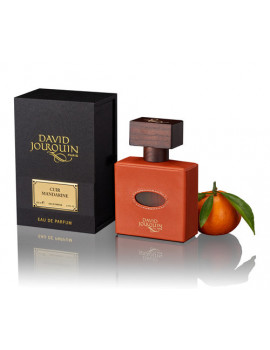DAVID JOURQUIN CUIR MANDARINE VENDOME COLLECTION