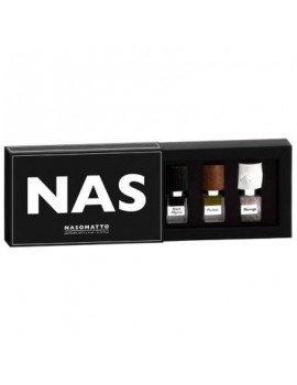 "NASOMATTO SET ""NAS ""3 X 4 ML LIMITED EDITION"
