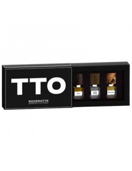 "NASOMATTO  SET  ""TTO"" LIMITED EDITION 3X4ML"