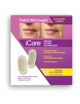 ICARE PATCH CONTORNO LABBRA