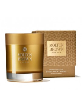 MOLTON BROWN - OUDH ACCORD&GOLD CANDELA