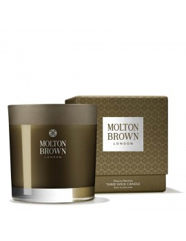 MOLTON BROWN CANDELA TABACCO ABSOLUTE 480 G