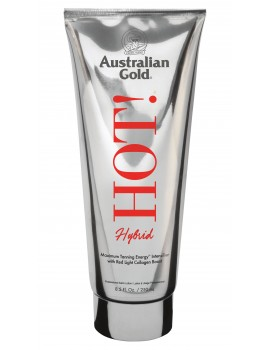 AUSTRALIAN GOLD HOT! HYBRID CON PEPTIDI E STIMOLATORI DI COLLAGENE ED ELASTINA 250ML
