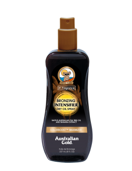 AUSTRALIAN GOLD BRONZING INTENSIFIER OLIO SECCO SPRAY 237ML