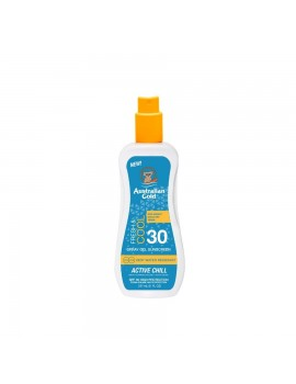 AUSTRALIAN GOLD FRESH & COOL SPF 30 SPRAY GEL RESISTENTE ALL'ACQUA 37ML