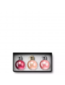 MOLTON BROWN FESTIVE BAUBLE COLLECTION 75ML+75ML+75ML