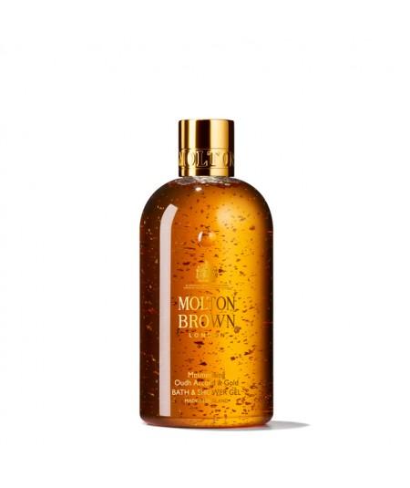 MOLTON BROWN - Mesmerising Oudh Accord & Gold SHOWER GEL 300ML