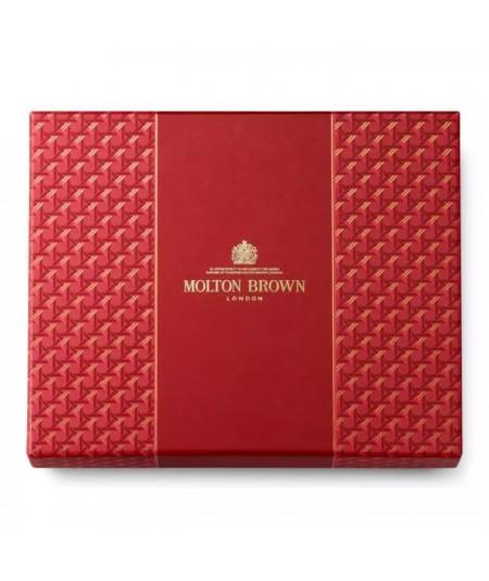MOLTON BROWN - HAND CREAM CHRISTMAS GIFT SET 3 X 40 ML