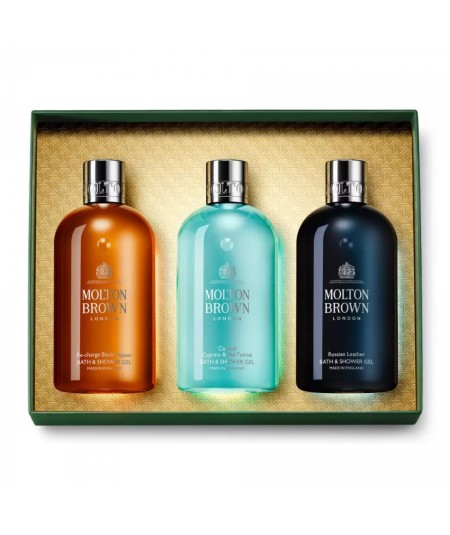 MOLTON BROWN - WOODY & AROMATIC COLLECTION